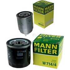 MANN-FILTER PAKET Fiat Bravo I 182 1.9 TD 75 S 100 Marea Weekend 185_ 185 65 1.7