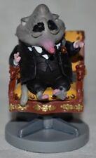 Disney Store Authentic ZOOTOPIA MR. BIG Shrew FIGURINE Cake TOPPER PVC Toy NEW