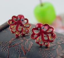 New Beautiful Betsey Johnson Hot selling cute animal Octopus earrings N335