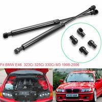 For BMW 3Series E46 1998-2006 Car Auto Front Bonnet Hood Gas Lift Support Struts