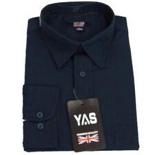 Camisas casuales de hombre en color principal azul talla S