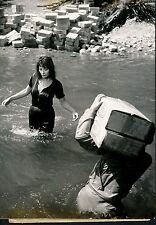"Juliette GRECO 1960 - Film ""BIG GAMBLE"""