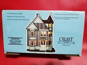 Cir-Kit Concepts - Starter Dollhouse Wiring Kit No. CK101