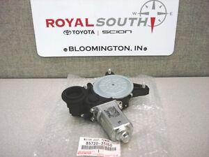 Toyota 4Runner 2003 - 2009 Rear Back Window Motor Genuine OEM OE