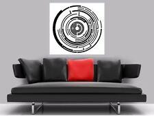 "PENDULUM BORDERLESS MOSAIC TILE WALL POSTER 35"" x 33"" DRUM AND BASS"