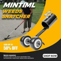 Mintiml Weeds Snatcher Weeding Hook Weed No Bending Down Remover Garden Tools