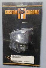 Custom Chrome 31-581 chrome mini baron light red lens single element chopper XL