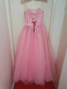 Women uk size 10 Prom dress pre owned