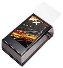 3x FX-Antireflex-HD Schutzfolie IRiver Astell&Kern AK240 Displayfolie Folie