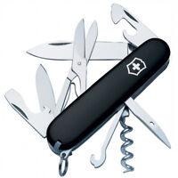 Victorinox Taschenmesser CLIMBER, schwarz, mit kostenloser Gravur
