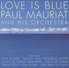Mauriat Paul And His Orchestra - Love Is Blu (NEW CD)