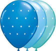 Globos de látex de fiesta color principal azul para todas las ocasiones