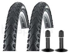 2x Kenda 20 Zoll Fahrradreifen 20x1.75 Reifen 47-406 inkl. 2x Schlauch mit AV