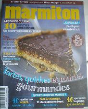 MARMITON N° 31 Magazine cuisine