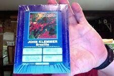 John Klemmer- Brazilia- new/sealed 8 Track tape