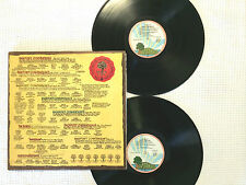 FAIRPORT CONVENTION THE HISTORY OF PINK RIM ISLAND 1973 OZ PRESS DOUBLE LP