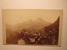 Berchtesgaden mit Watzmann / CDV