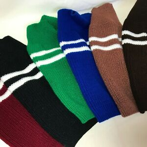 Acrylic Dog Warm Fall Winter Knitted Sweater Cost Jumper XXS - XL MANY COLORS