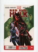 Red She Hulk #58 Marvel Comics
