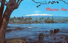 Alte Postkarte - Mauna Kea