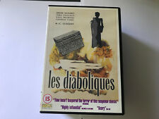 Les Diaboliques [1954] [DVD] - DVD  EX/EX REGION 0 5060037261114 [DVDB4]