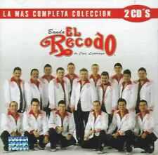 CD - Banda El Recodo De Cruz Lizarraga NEW 2 CD's Completa FAST SHIPPING !