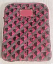 Marc Jacobs Geometric Print Tablet Case 8.5 by 10.5 Inches