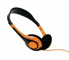 HEADFUNK' HFH234 ORANGE Urban Guerillaz On Ear Headphone Original /Brand New