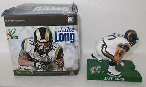 Jake Long #77 ST. Louis Rams NFL Player Figurine