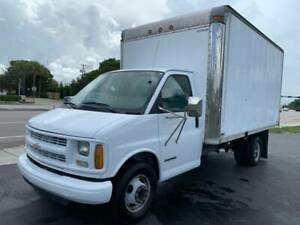 1999 Chevrolet Express G3500 2dr Commercial/Cutaway/Chassis