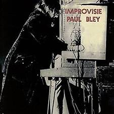 Paul Bley Featuring Annette Peacock - Improvisie (NEW CD)