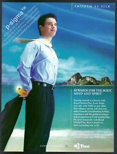THAI AIRWAYS-The Airlines of Thailand-2002 Print Ad