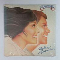 CARPENTERS Made In America SP3723 LP Vinyl SEALED