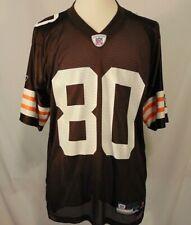 Kellen Winslow # 80 Cleveland Browns NFL Jersey Mens Size M Reebok Brown
