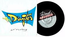 "THE DUGITES - NO MONEY - 7"" 45 VINYL RECORD w PICT SLV - 1982"