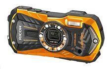 Ricoh Imperméable Numérique Caméra WG-30W Orange 12m Anglais Affichage
