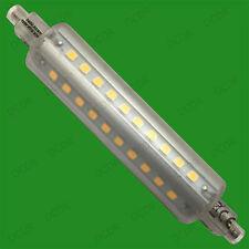 10x 8W R7S Retrofit Linéaire J118 Remplacement ampoule LED sécurité Plafonnier