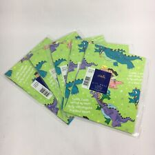 Dragon Tales Wrapping Paper Gift Wrap Present 2001 Nos 8 Sq Ft Total 40 Sq Ft
