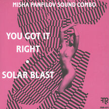 "Misha Panfilov Sound Combo - You Got It Right (Vinyl 7"" - 2016 - US - Original)"