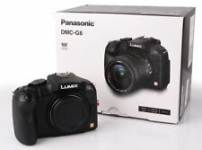 Panasonic LUMIX DMC-G6 G 6 Gehäuse Body 16MP Digitalkamera Panasonic-Fachhändler