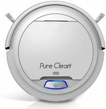 PureClean Pucrc25 Smart Automatic Robot Vacuum Cleaner, Carpet, Hardwood Floor