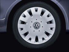 1 Set Original VW Volkswagen Fox 5Z Polo 9N Copricerchi Coprimozzi 14 Pollici