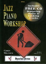 Jazz Piano Workshop Chris Wilcock Piano Solo