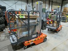 JLG 12SP 18' reach Personal lift, One man lift, High lift