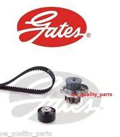 Timing Cam Belt Kit + Pump Fiat Doblo 500 Grande Punto Bravo Stilo OEM Gates 1.4