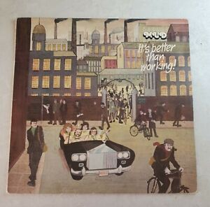 Mud – It's Better Than Working - UK - 1976 - PVLP 1011 - VG+/VG+