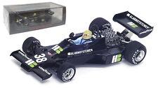 Spark S4801 Boro 001 #38 Dutch GP 1977 - Brian Henton 1/43 Scale