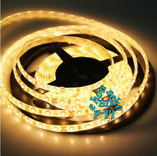 Strips 1-5m 3528 SMD LED Cuttable Tape Light Kitchen Under Cabinet 12V + Adapter