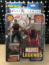 Marvel Legends Wonder Man Figure 2005 Legendary Rider Series