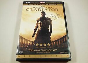 Gladiator DVD 2-Disc Set Russell Crowe, Joaquin Phoenix, Connie Nielsen